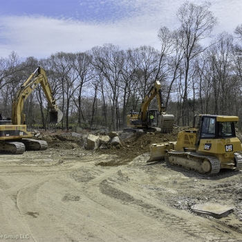 Greener Group Excavating - Milton Woods_6253