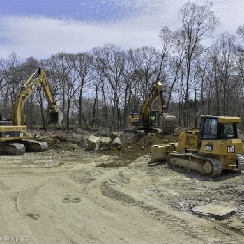 Greener Group Excavating - Milton Woods_6253
