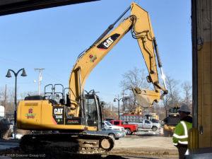 Greener Group Excavating - 2/14/18_5529