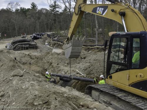Greener Group Excavating - Milton Woods_6321