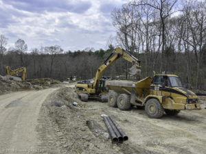 Greener Group Excavating - Milton Woods_6330